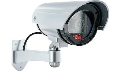 Schwaiger Kamera-Attrappe zur Wandmontage »Red Secure« kaufen