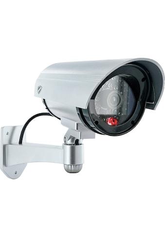 Schwaiger Kamera - Attrappe zur Wandmontage »Red Secure« kaufen