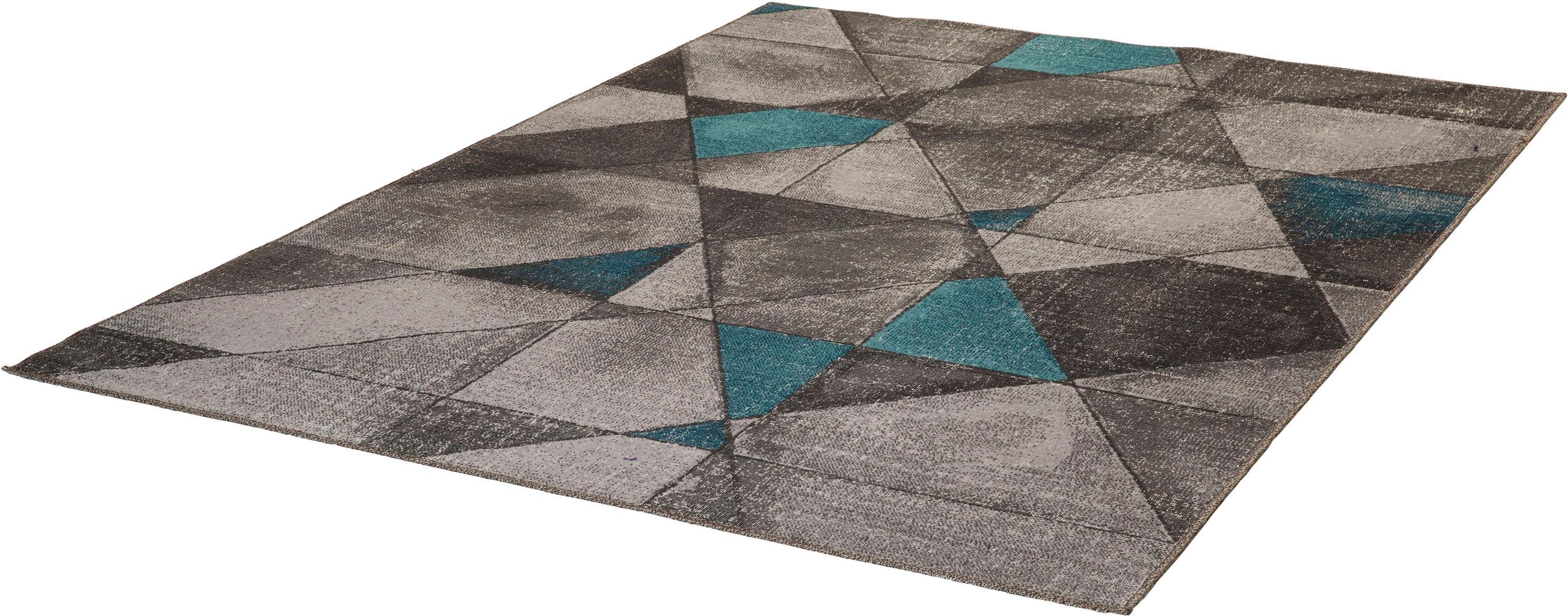 Teppich My Tilas 245 Obsession rechteckig Höhe 8 mm maschinell gewebt