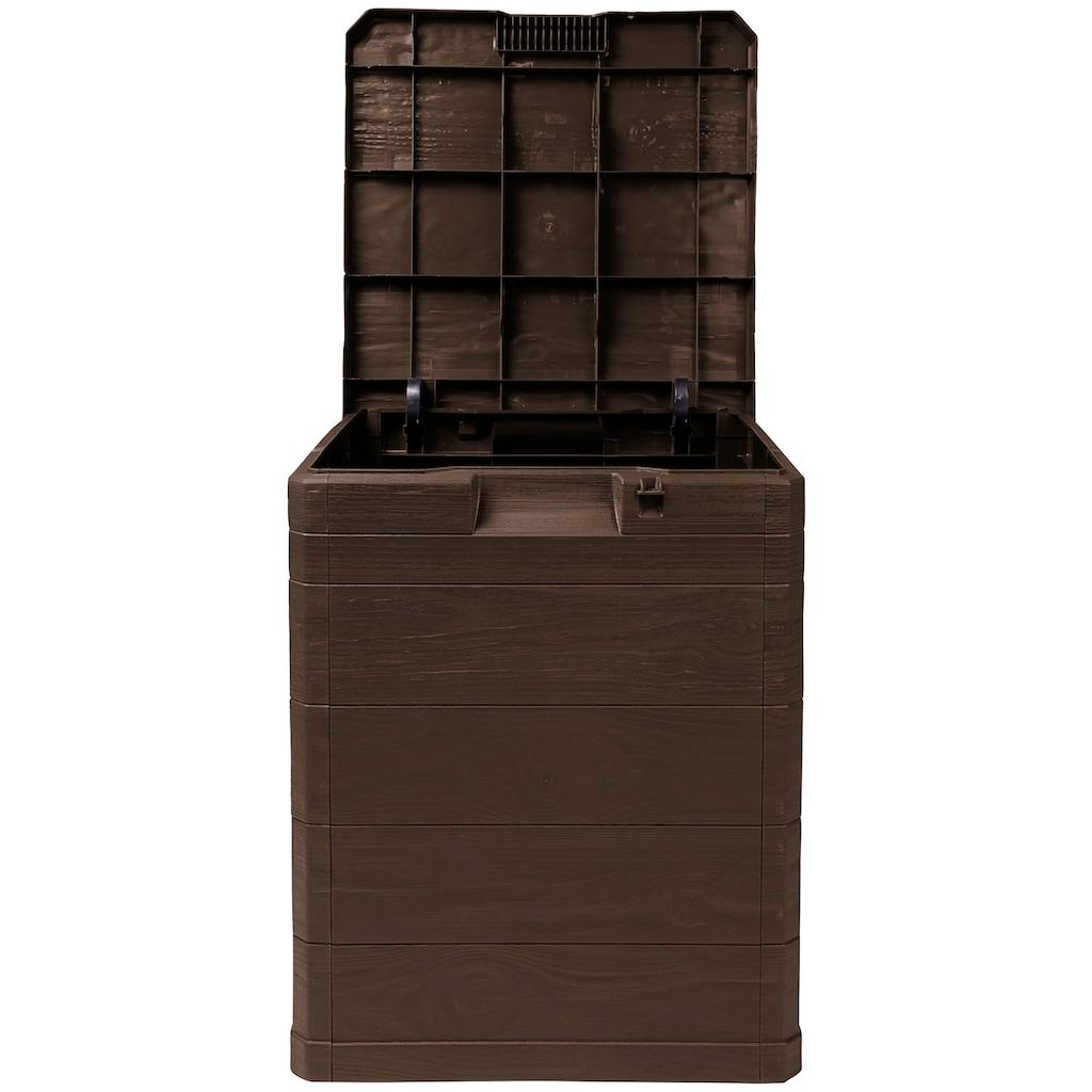 ONDIS24 Kissenbox »Madera Mini«, Selbstmontage inkl. Aufbauanleitung