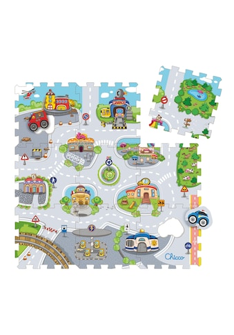 "Chicco Puzzle ""Mov'n Grow, City"", 11 Teile kaufen"