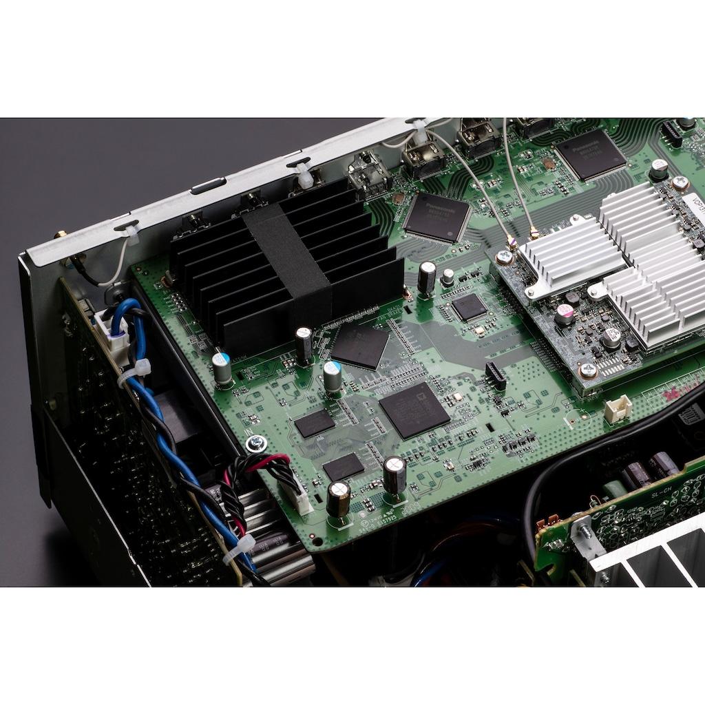 Marantz AV-Receiver »SR6015«, 9.2, (Bluetooth-WLAN-LAN (Ethernet) Video Upscaling-USB-Mediaplayer), mit 9-Kanal-Endstufe