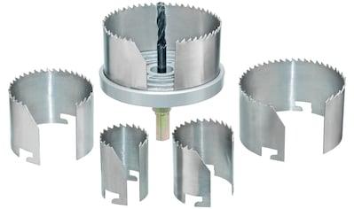 CONNEX Lochsägen - Satz »29 - 75 mm« kaufen