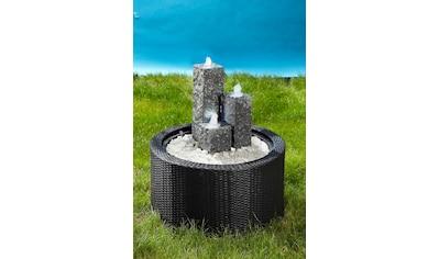 Ubbink Brunnenumrandung »DecoWall Wicker 1« kaufen