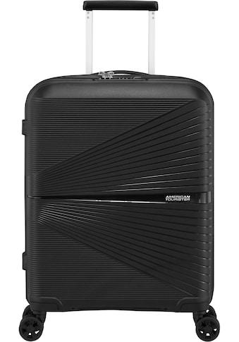 American Tourister® Hartschalen-Trolley »Airconic, 55 cm, onyx black«, 4 Rollen kaufen