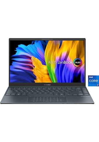 Asus Notebook »ZenBook 13 OLED UX325EA-KG221T«, ( 512 GB SSD), OLED-Display kaufen