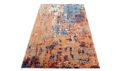 GALLERY M Teppich »Corso«, rechteckig, 8 mm Höhe, Wohnzimmer kaufen