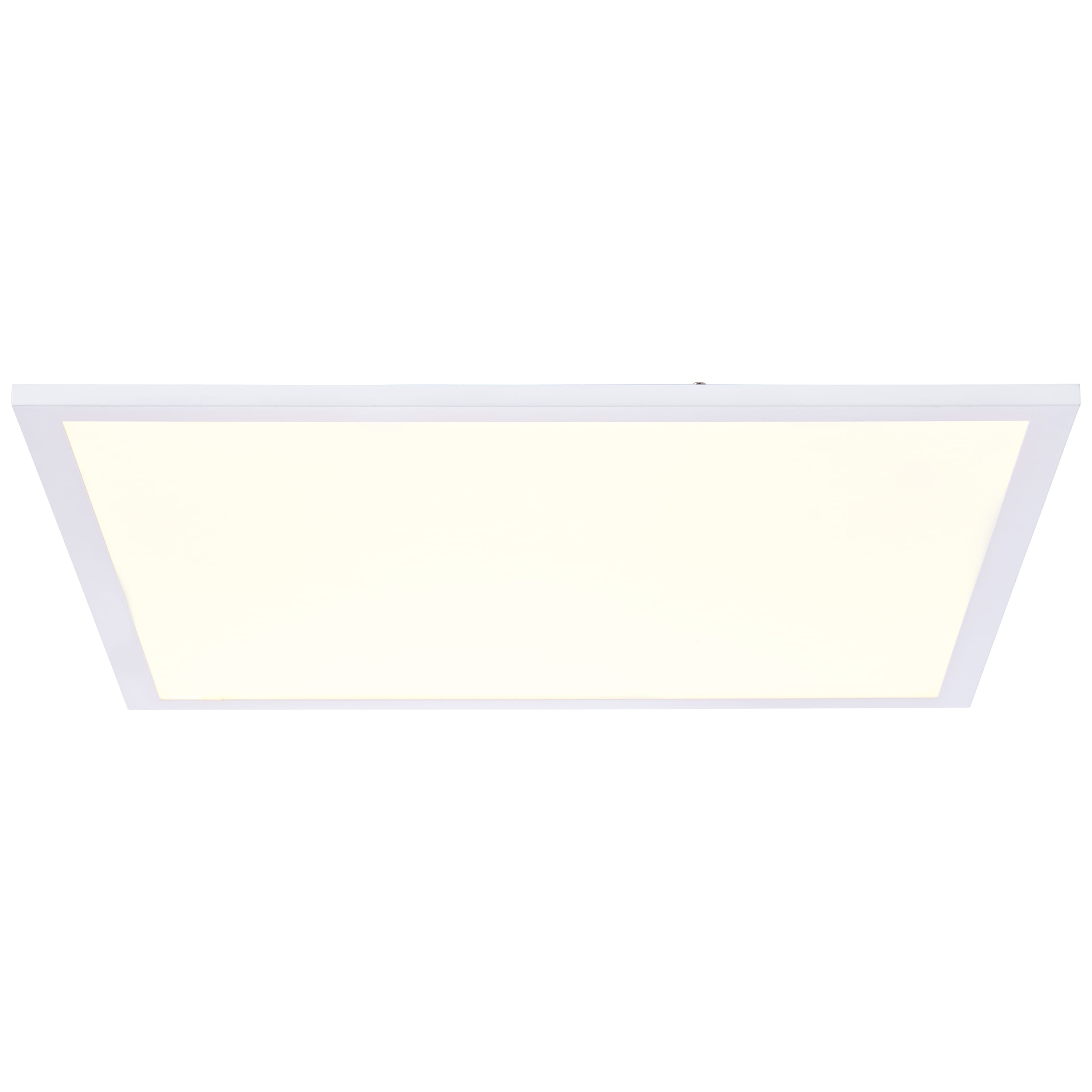 Brilliant Leuchten Charla LED Deckenaufbau-Paneel 75x75cm weiß