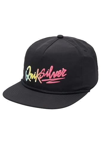 Quiksilver Snapback Cap »Isle Pile« kaufen