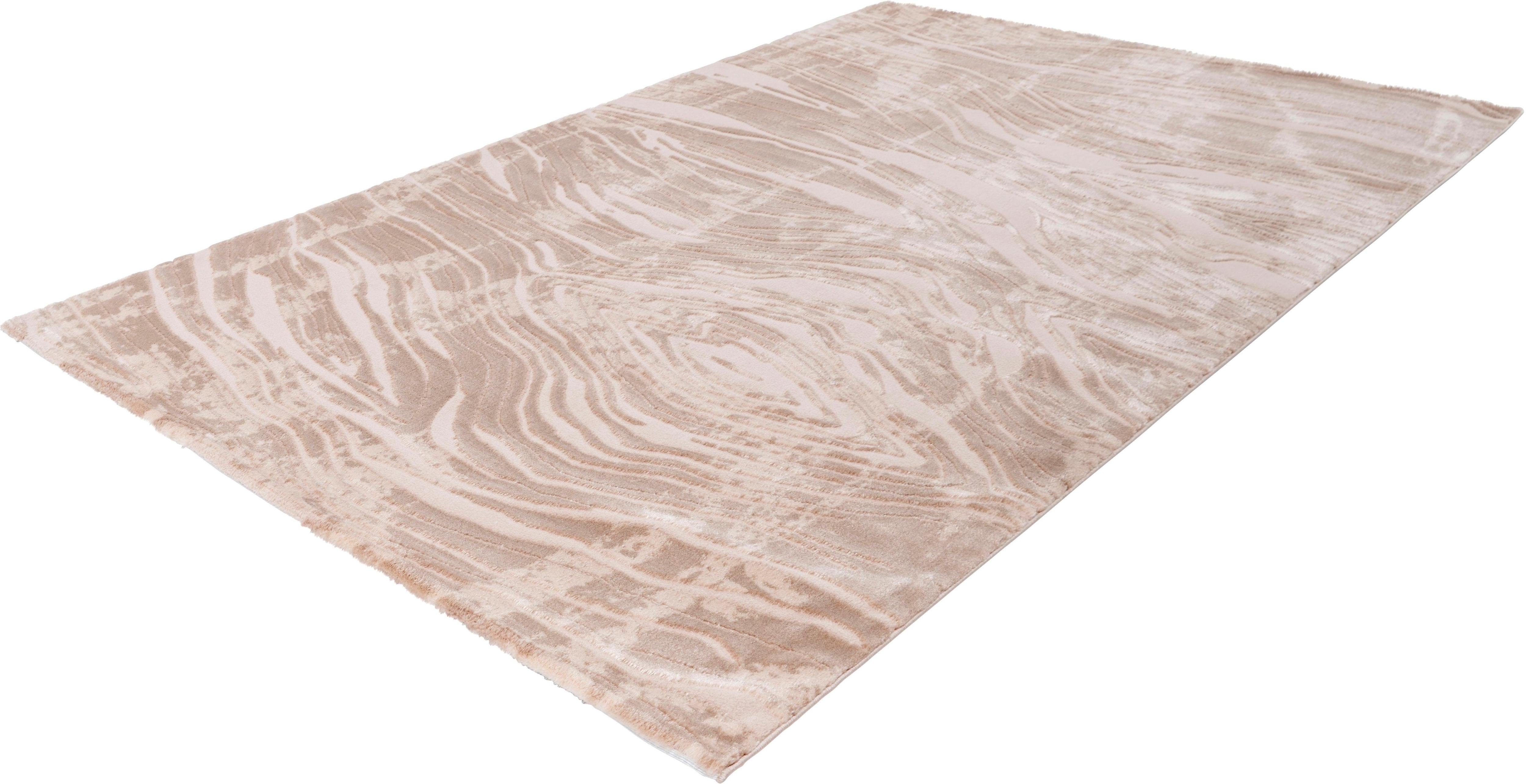 Teppich Varda 608 calo-deluxe rechteckig Höhe 14 mm maschinell gewebt