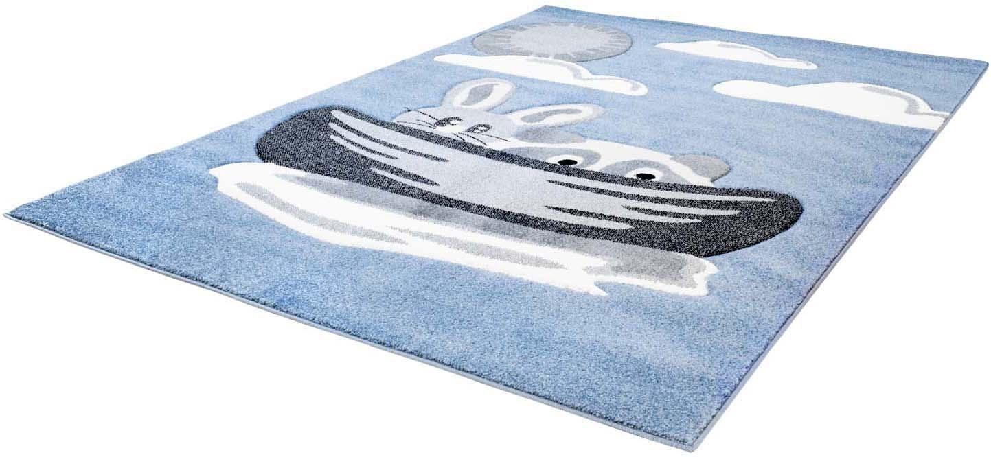 Kinderteppich Bueno Kids 1369 Carpet City rechteckig Höhe 13 mm maschinell gewebt