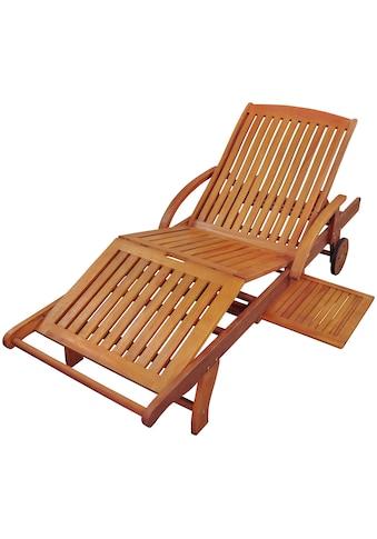 indoba Gartenliege »Sun Flair«, Sonnenliege - IND-70005-SL kaufen