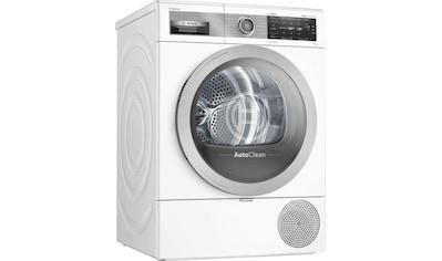 BOSCH Wärmepumpentrockner »WTX87E40« kaufen