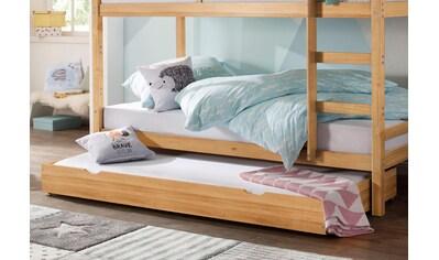 Lüttenhütt Schubkasten »Alpi«, passend für das Etagenbett der Serie Alpi, aus massivem Kiefernholz, in 3 verschiedenen Farben kaufen