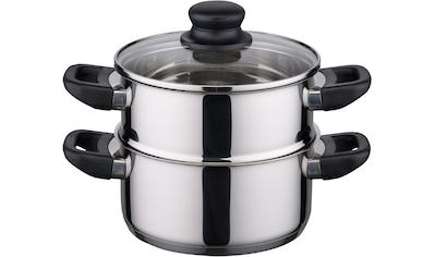 Elo - Meine Küche Dampfgartopf »Juwel de Luxe«, Edelstahl, (1 tlg.), Induktion kaufen