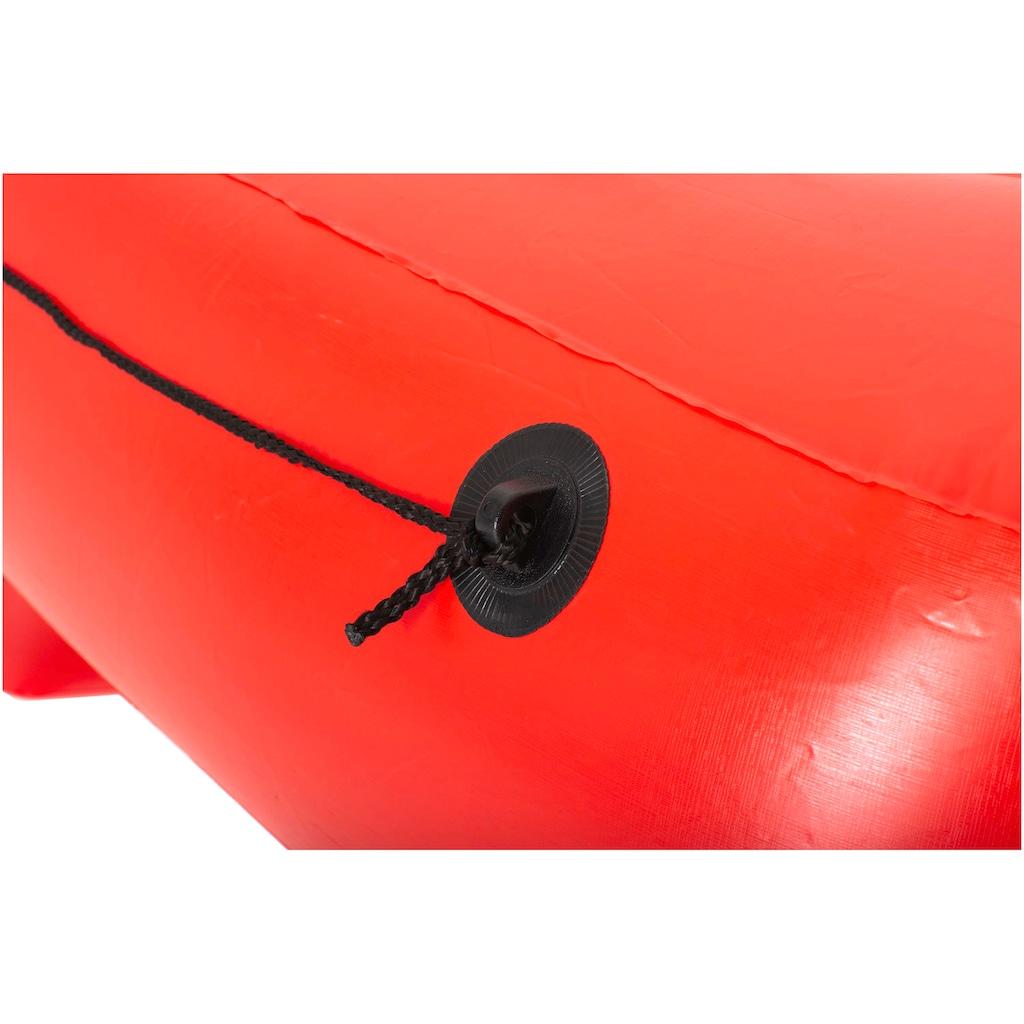 Bestway Badeinsel »Big Red Truck«, BxLxH: 146x273x88 cm