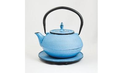 smaajette Teekanne »Basic blau«, 1,2 l kaufen