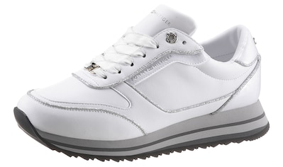 TOMMY HILFIGER Keilsneaker »TH GLITTER MIX RUNNER SNEAKER« kaufen