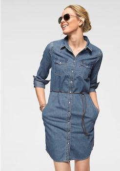 e8dddf98ce64 Levi s® Jerseykleid »Ultimate Western Dress« (Set, 1 tlg., mit