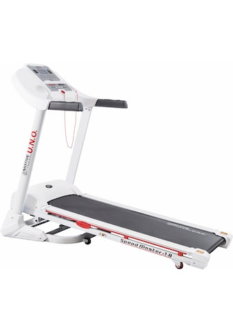 MOTIVE FITNESS by U.N.O. Laufband »Speed Master 1.8«, 3,5 PS, 18km/h kaufen
