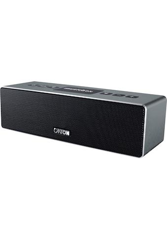CANTON »musicbox XS« Bluetooth - Lautsprecher (Bluetooth, NFC, 60 Watt) kaufen