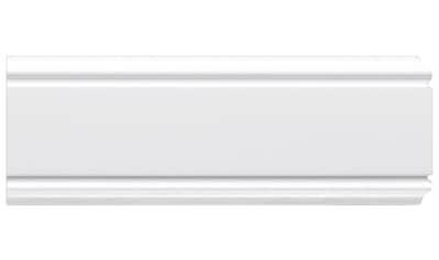 HOMESTAR Zierleiste »CW 12«, 8 x 60 mm, Länge 2 m, 2 Stk., Kunststoff kaufen