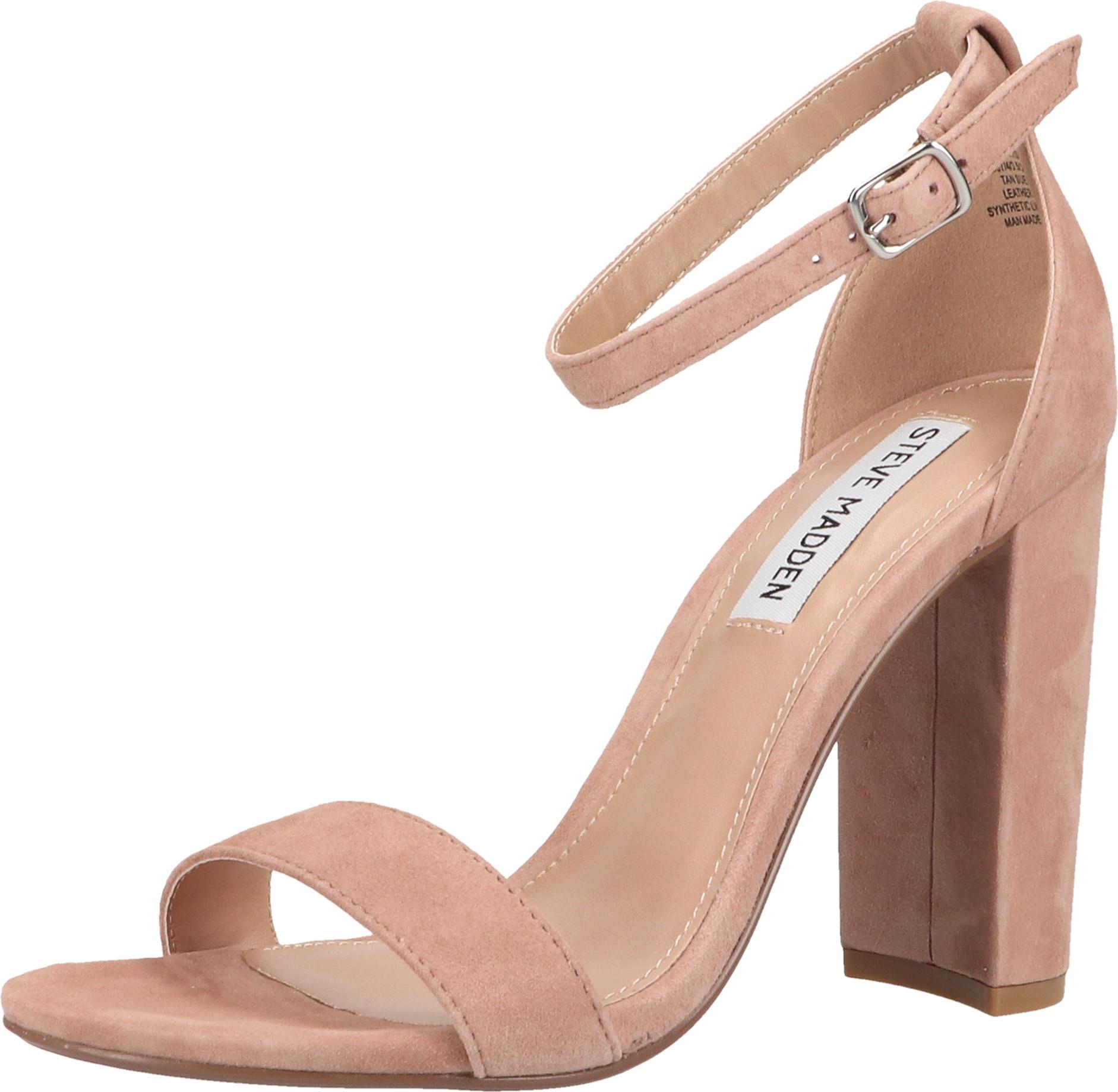 steve madden -  High-Heel-Sandalette Veloursleder