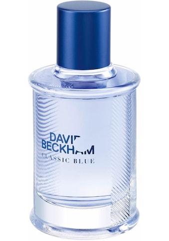 DAVID BECKHAM Eau de Toilette »Classic Blue« kaufen