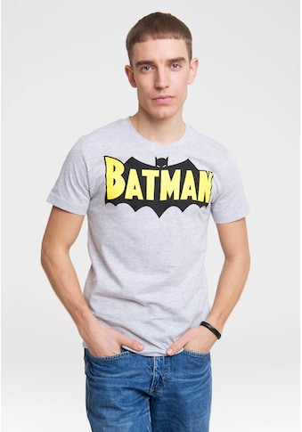 LOGOSHIRT T-Shirt »BATMAN - WINGS«, mit coolem Superhelden-Print kaufen