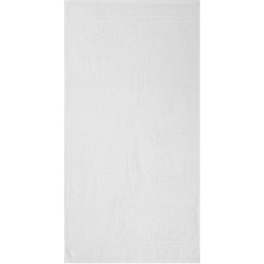 Dyckhoff Handtuch Set »Kristall«, mit feiner Bordüre