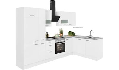 OPTIFIT Winkelküche »Parma«, ohne E - Geräte, Stellbreite 315 x 175 cm kaufen