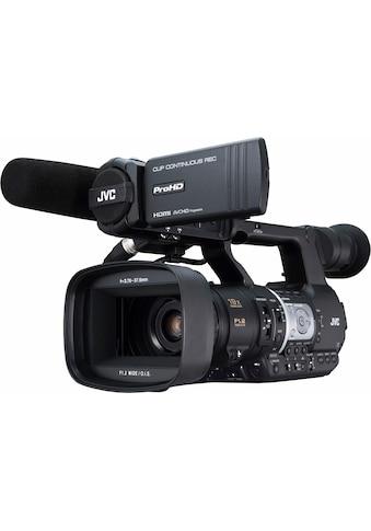 JVC Camcorder »JY-HM360E«, Full HD, 19x opt. Zoom, JVC Dynamic Bright GT kaufen