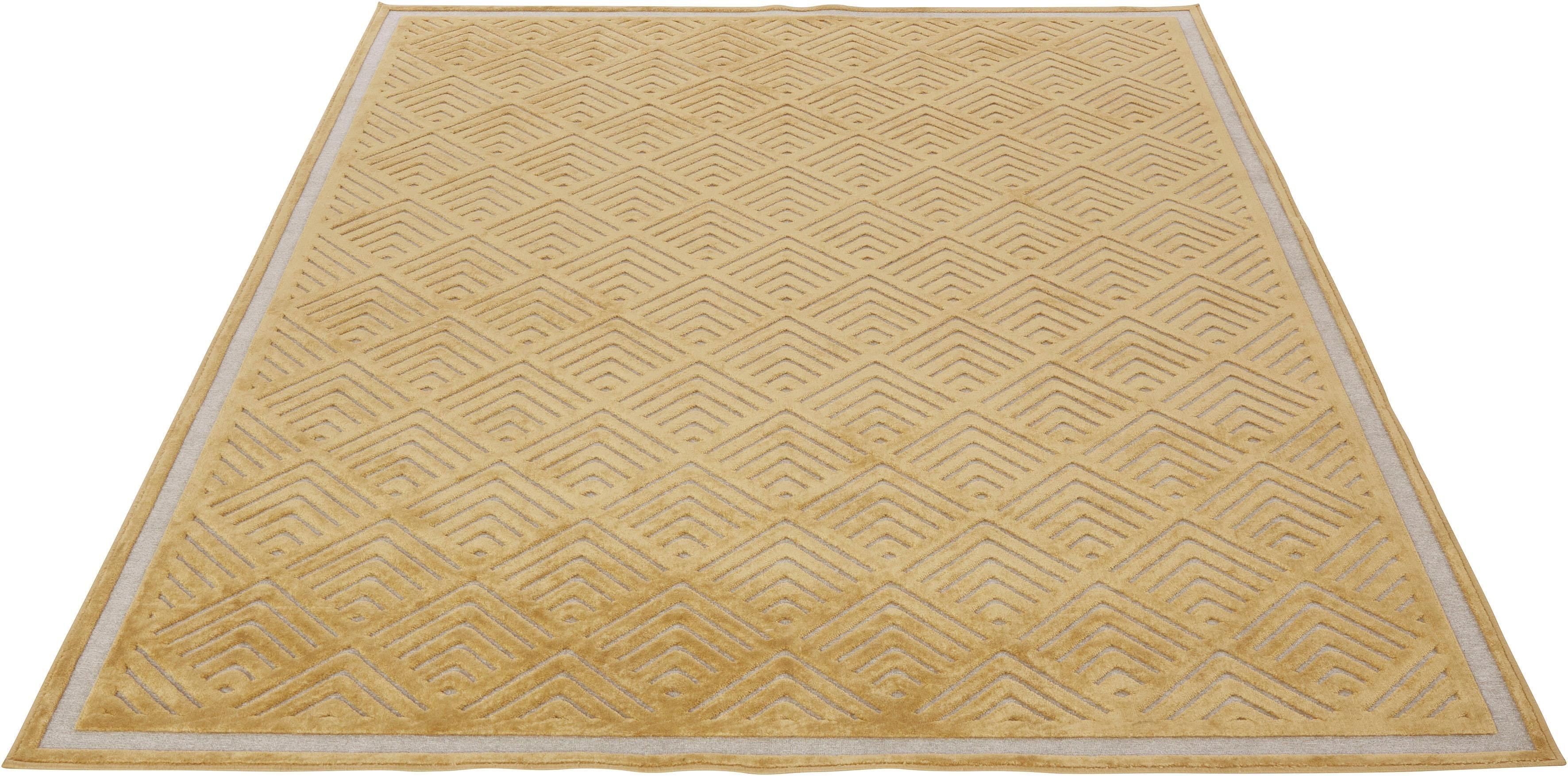 Teppich Liam Guido Maria Kretschmer Home&Living rechteckig Höhe 4 mm maschinell getuftet