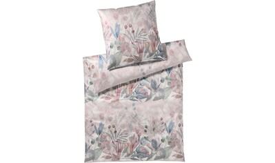 Elegante Bettwäsche »Secret Garden«, aus zertifizierter Bio-Baumwolle kaufen