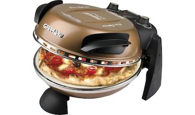 G3Ferrari Pizzaofen »Delizia G1000608 kupfer«, Grill, 1200 W, bis 400 Grad mit... kaufen