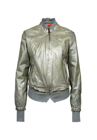 Freaky Nation Lederjacke »Gleam Girl - FN« kaufen