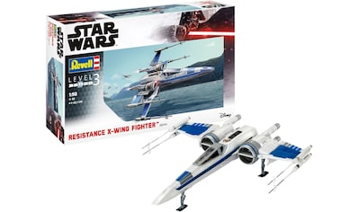Revell® Modellbausatz »Star Wars Resistance X-Wing Fighter«, 1:50, Made in Europe kaufen