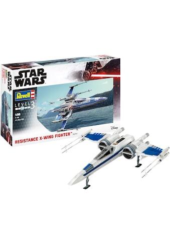 "Revell® Modellbausatz ""Star Wars Resistance X - Wing Fighter"", Maßstab 1:50 kaufen"