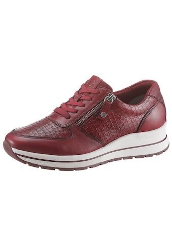Tamaris Wedgesneaker »PureRelax«, mit Reptilprägung kaufen