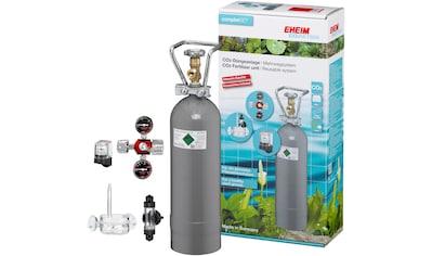 EHEIM Aquariumpflege »SET600«, CO²-Düngeanlage mit 2.000g Flasche, Mehrweg kaufen