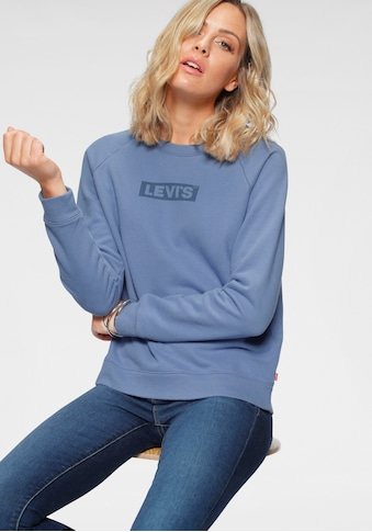 Levi's® Sweatshirt »Relaxed Graphic Crew« kaufen