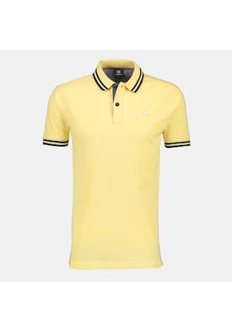 LERROS Poloshirt, unifarben in Piquéqualität kaufen