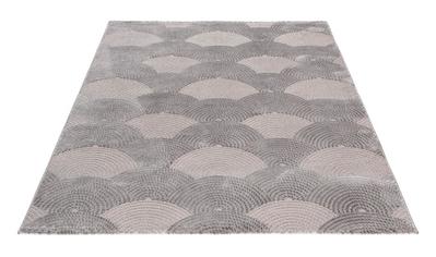 Sehrazat Teppich »Luxury 6000«, rechteckig, 13 mm Höhe, Hoch-Tief-Struktur, Wohnzimmer kaufen