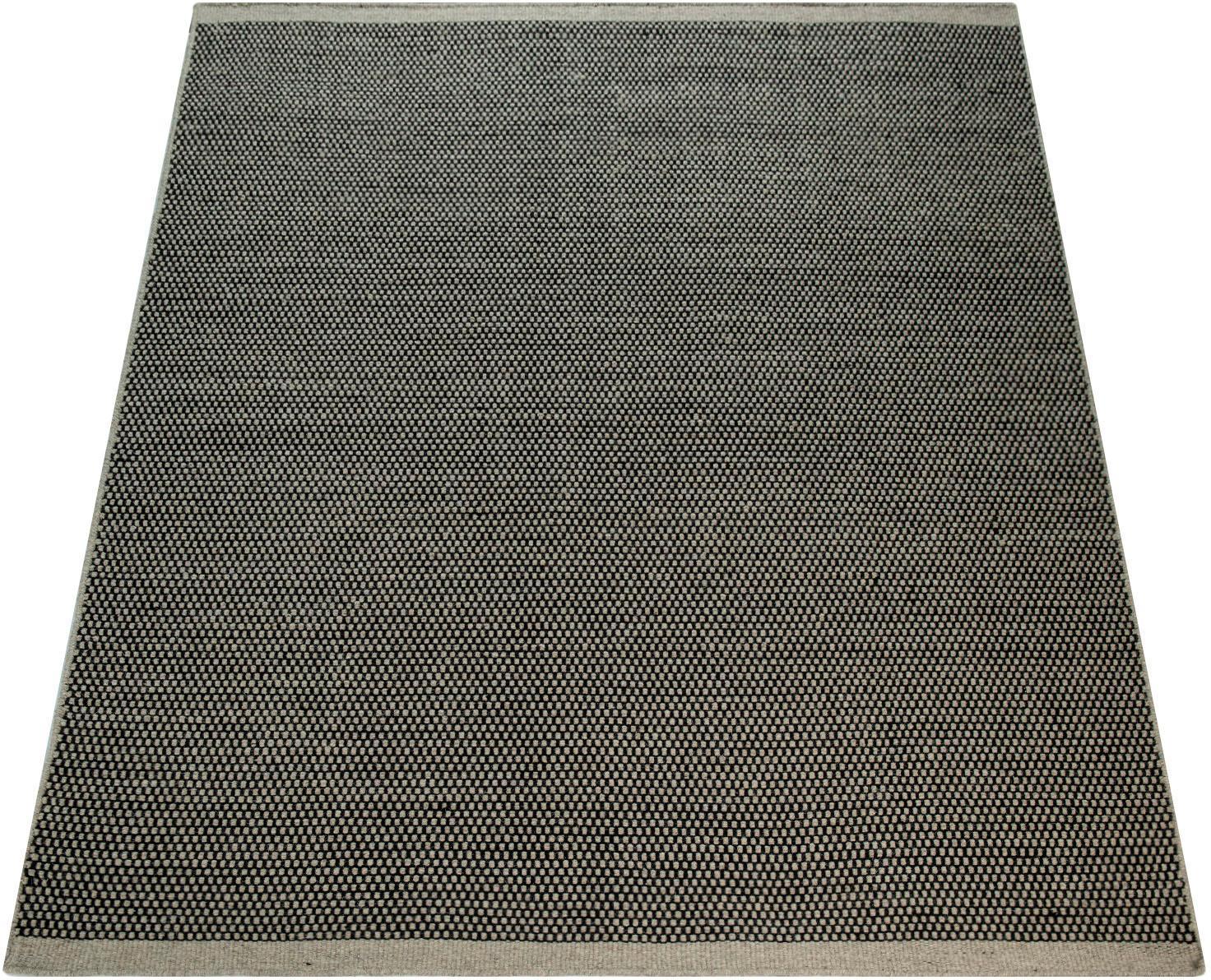 Teppich Kasko 300 Paco Home rechteckig Höhe 13 mm maschinell gewebt