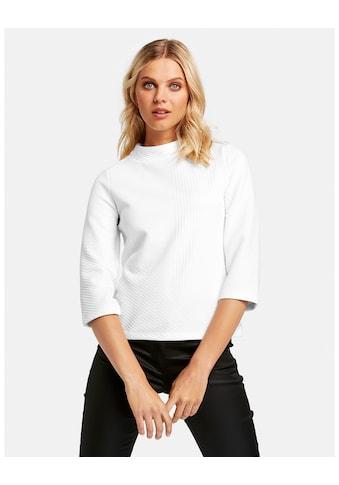 Taifun 3/4 - Arm - Shirt »3/4 Arm Shirt aus Struktur - Jersey« kaufen