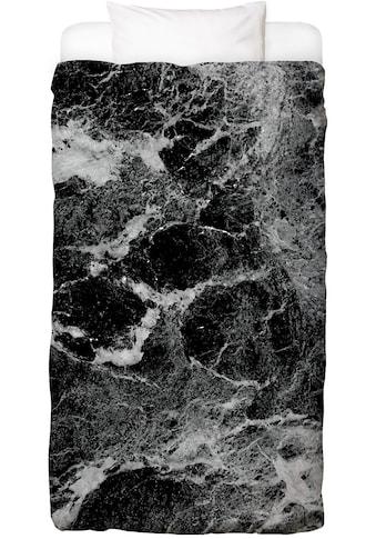 Juniqe Bettwäsche »Marble«, In vielen weiteren Designs erhältlich kaufen