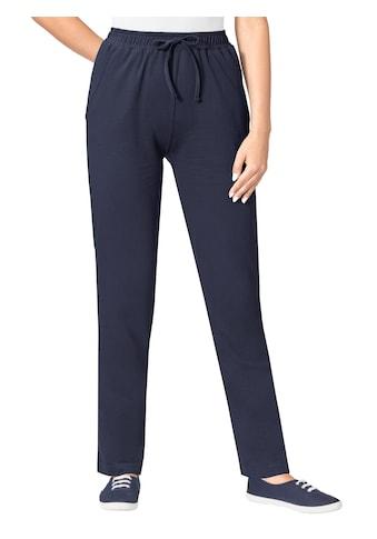 Classic Basics Hose mit Dekobändchen kaufen