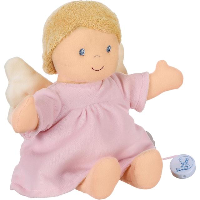 """Sterntaler® Spieluhr """"Schutzengel L, rosa"""""""