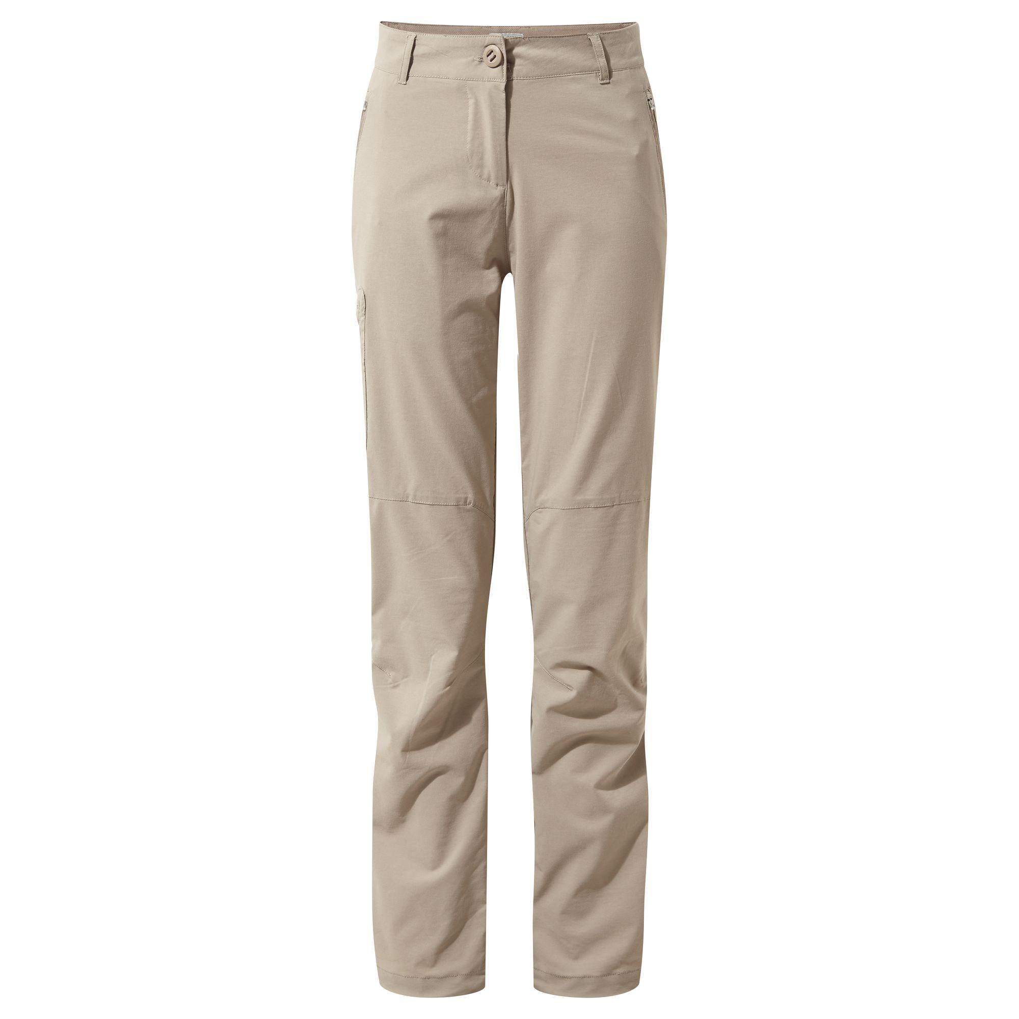 Craghoppers Outdoorhose Damen Hose NosiLife Pro II | Bekleidung > Hosen > Outdoorhosen | Beige | Craghoppers