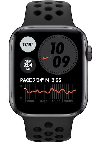 Apple Nike SE GPS + Cellular, Aluminiumgehäuse mit Nike Sportarmband 44mm Watch kaufen